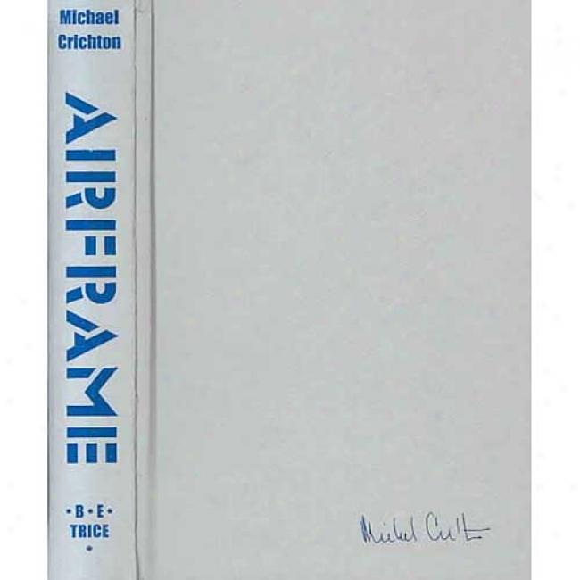 Airframe By Michael Crichton, Isbn 0679446486