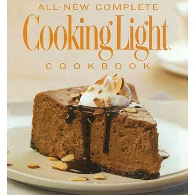 All-new Finish Cooking Light Cookbook