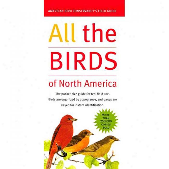 All The Birds Of North America By Jack Griggs, Isbn 0060527706