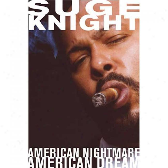 American Nightmare American Dream Through  Sugs Knight, Isbn 1573222550