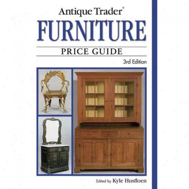 Antique Trader Furntiure Price Guide