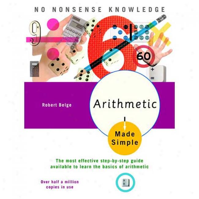 Arithmetic Mde Simpel By Robert Belgr, Isbn 0385239386