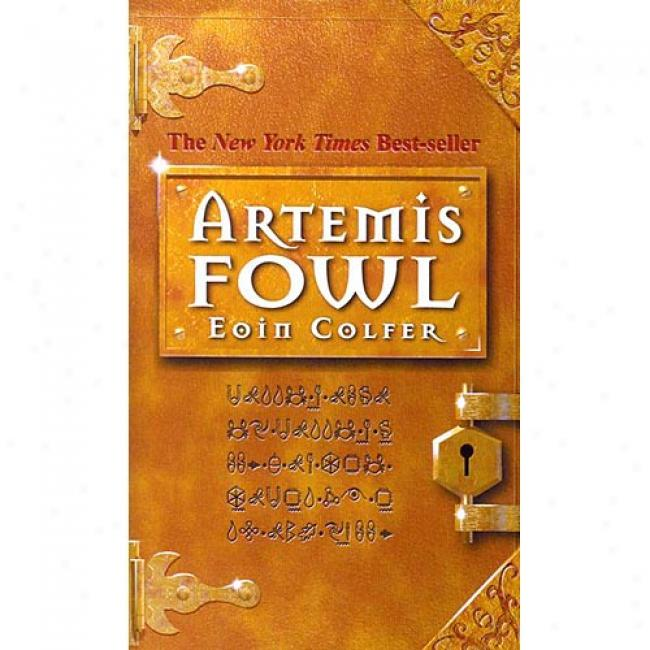 Artemis Fowl By Eoin Colfer, Isbn 0786817879