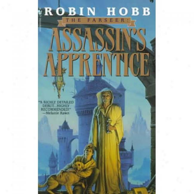 Assassin's Apprentice By Robin Hobb, Isbn 055357339x