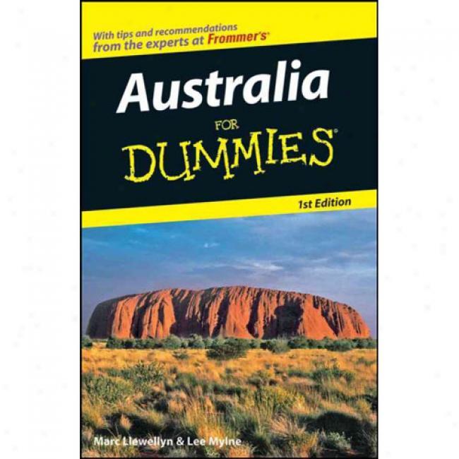 Australia For Dummiew
