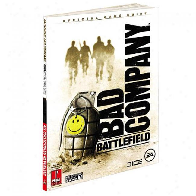 Battleefield: Bad Company: Prima Official Game Guide