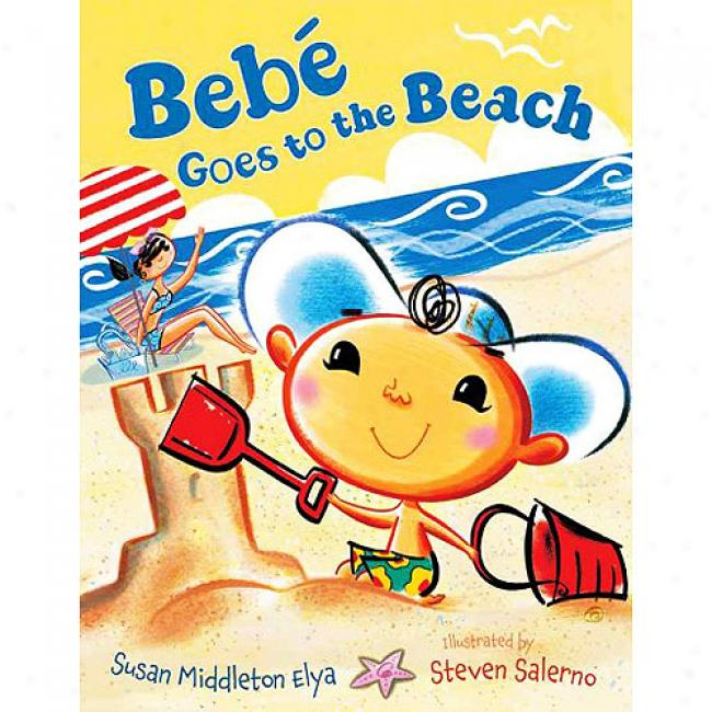 Bebe Goes To The Beach