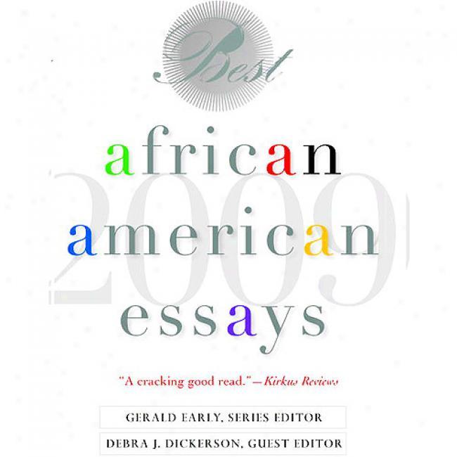 Best African Americwn Essays: 209