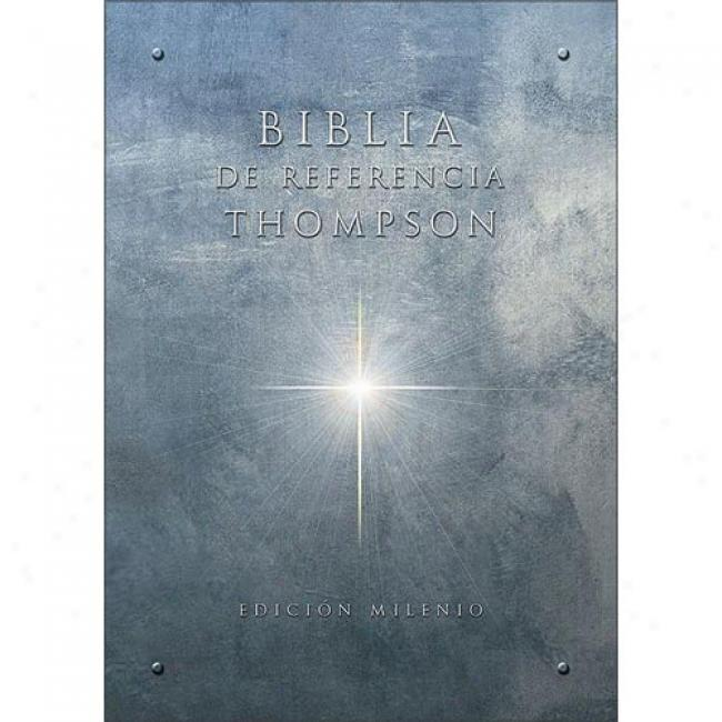 Biblia De Referencia Thompson By Vida Publishers, Isbn 0829732187