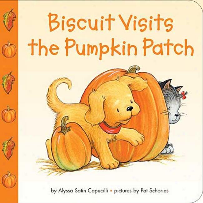 Biscuit Visits The Pumpkin Tract