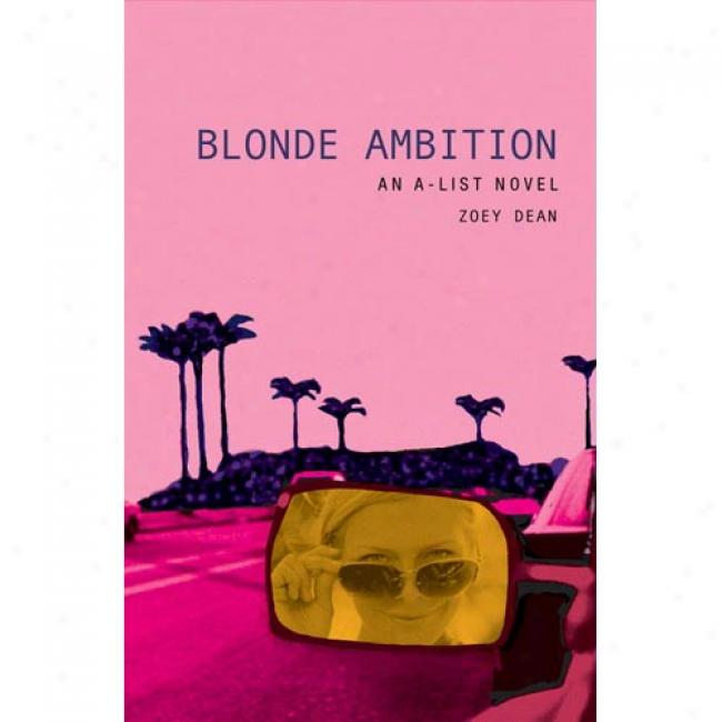 Blonde Longing