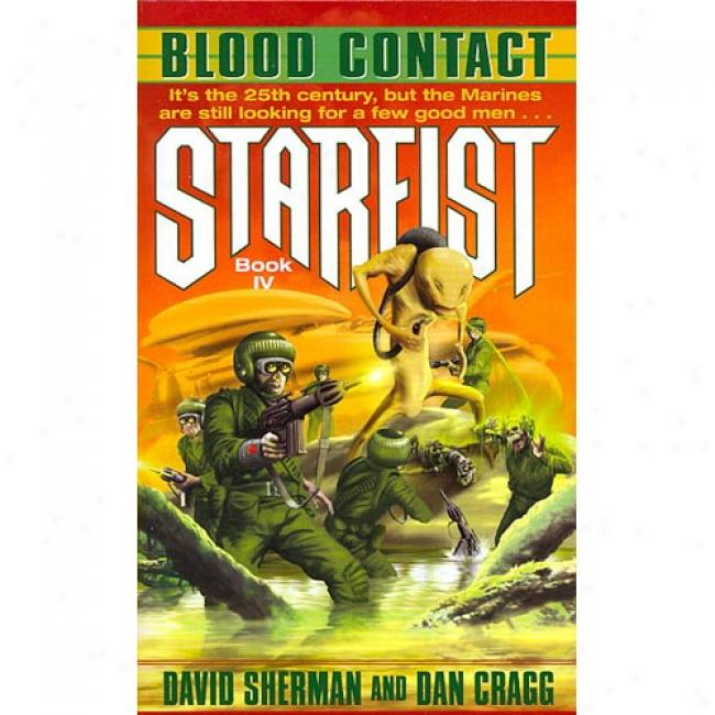 Blood Contact B yDavid Sherman, Isbn 0345425278