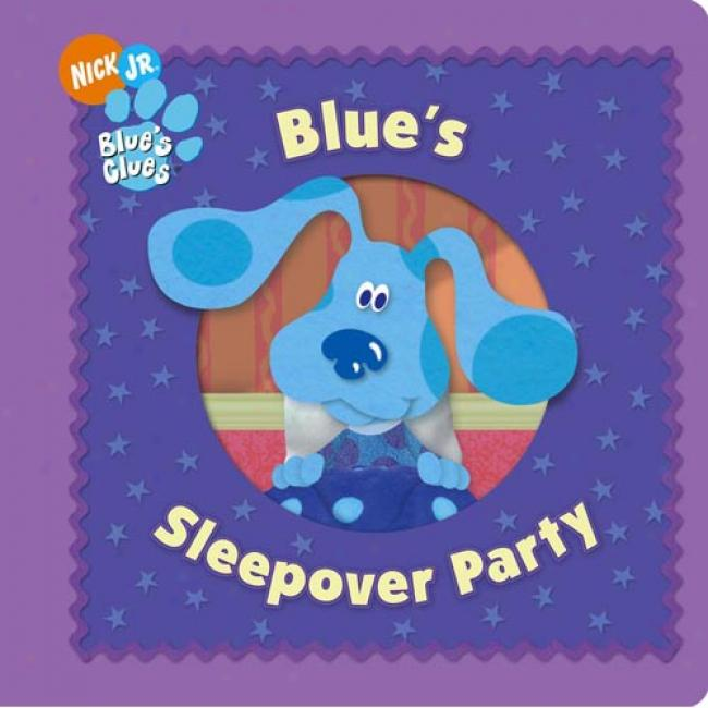 Blue's Sleepover Party