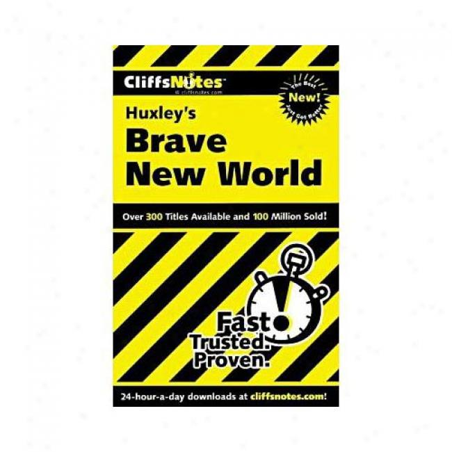 Brave New World By Charles Higgins, Isbn 0764585835