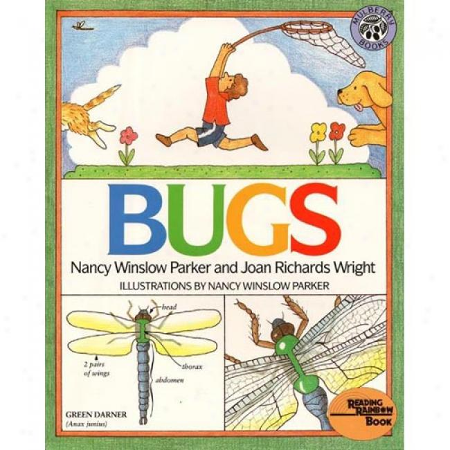 Bugs By Nancy Winslow Parker, Isbn 0688082963