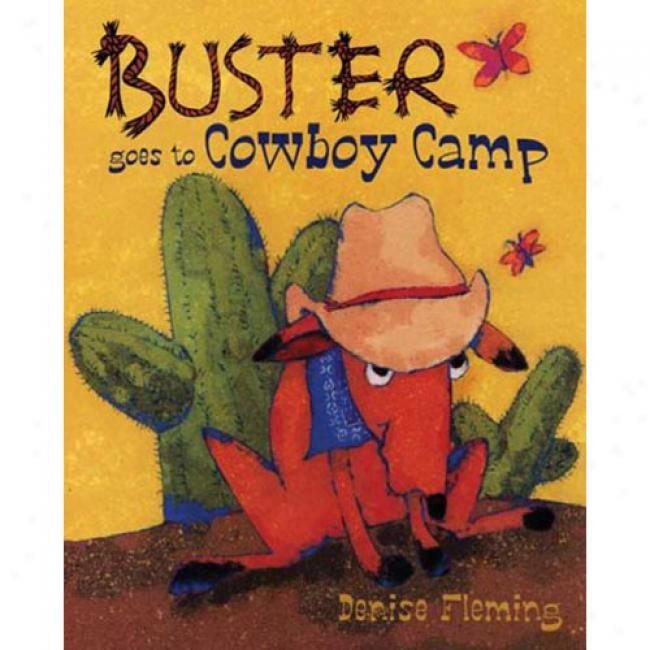 Buster Goes To Coaboy Camp