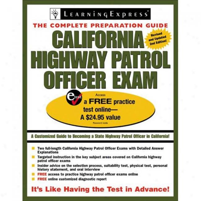 California Highway Patrol Officer Exam