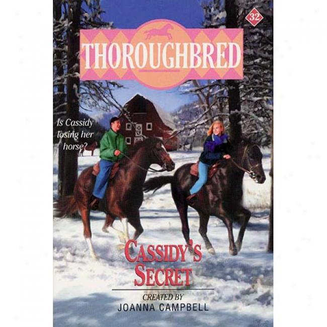 Casssidy's Secret By Joanna Campbell, Isbn 0061065439