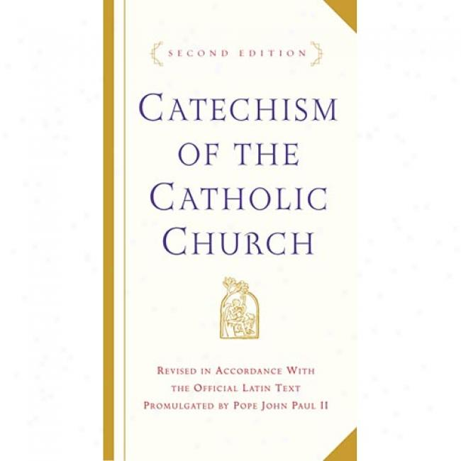 Catechism Of The Catholic Church By U S Catholic Conference, Isbn 0385508190