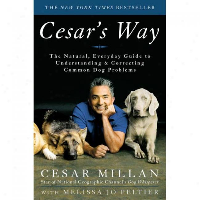 Cesar's Way: The Natural, Everyday Guide To Agreement And Correcting Common Dog Problems