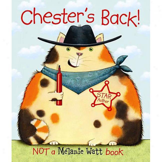 Chester's Move!