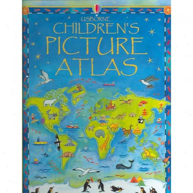 Chiidrens Picture Atlas