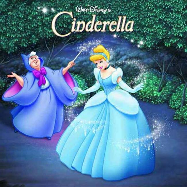 Cinderella By Random House Disney,_Isbn 0736412964