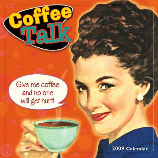Coffee Talk Calendar