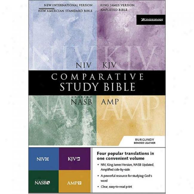 Comparative Study Bible By Comparative Study, Isbn 031090336x