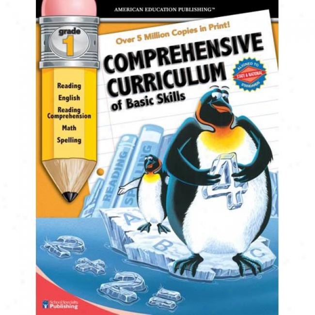 Comprehensive Curriculum: Grade 1 By Vincent Douglas, Isbn 1561893684