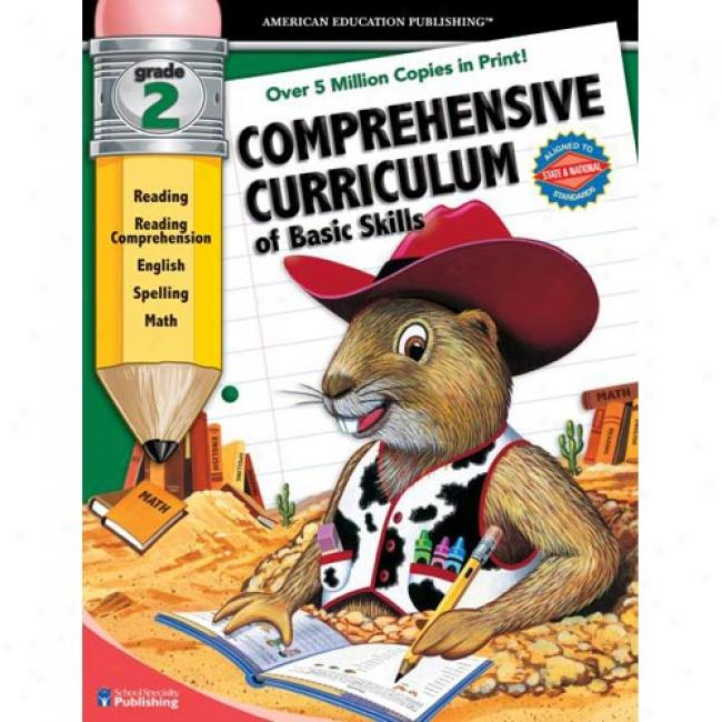 Comprehensive Curriculum: Grade 2 By Vincent Douglas, Isbn 1561893692