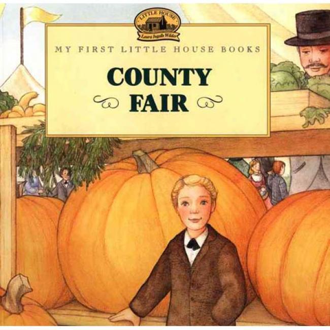 County Fair By Lura Ingalls Wilder, Isbn 0064434931