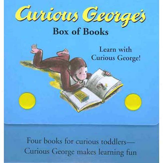 Curious George By H. A. Rey, Isbn 0618226117