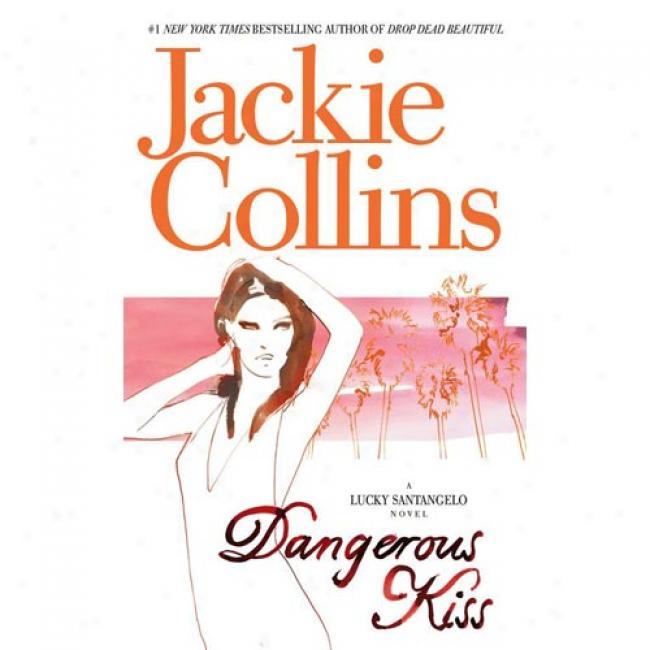 Dangerous Kiss By Jackie Collins, Isbn 0671020951
