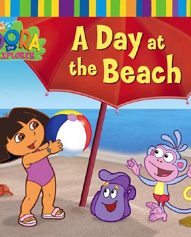 Day At The Beach By Laurn Silverhardt, Isbn 068985482x