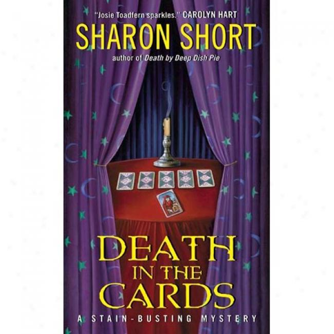 Death In The Cards: A Stain-busting Mgstery