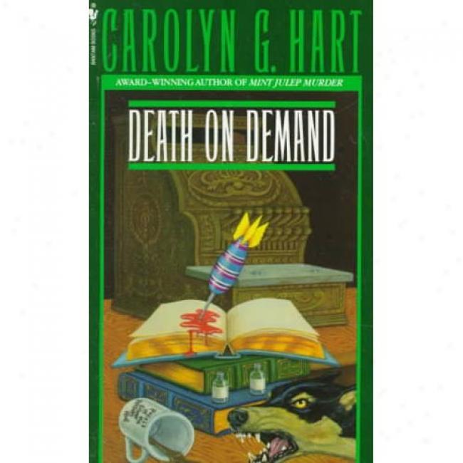 Death On Demand By Carolyn G. Hart, Isbn 055326351x