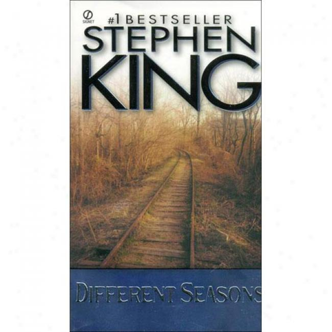 Different Seasons By Stephen King, Isbn 0451167528