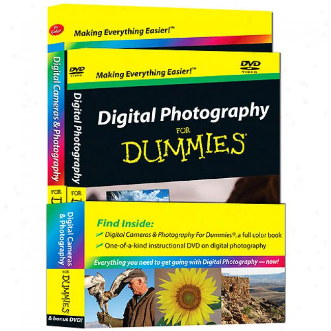 Digital Photography For Dummies [with Dvd]
