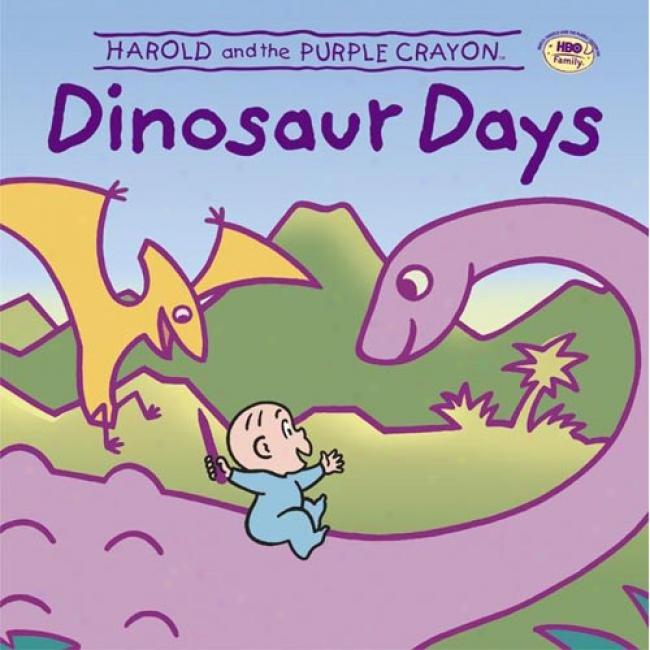 Dinosaurs Days By Liza Baker, Isbn 0060005416
