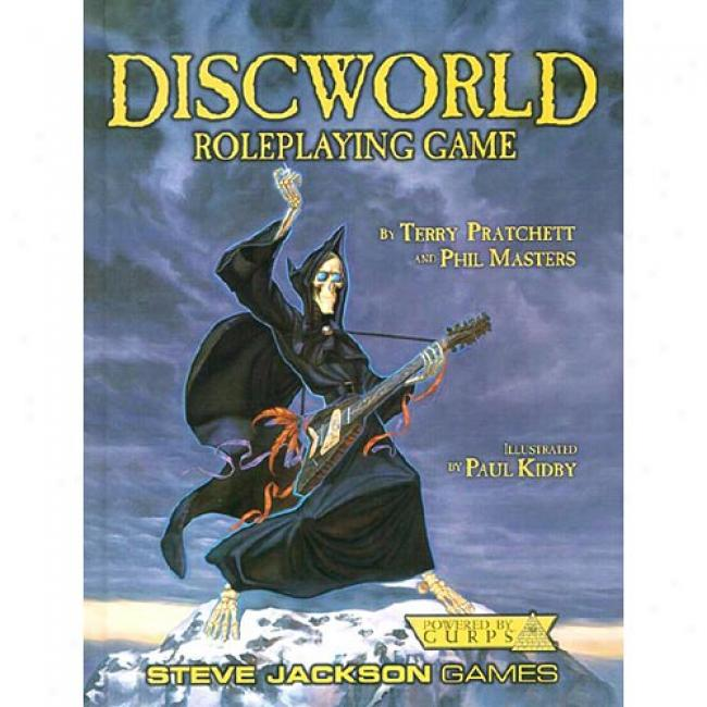 Discworld Roleplaying Game By Terry Pratchett, Isbn 1556346775