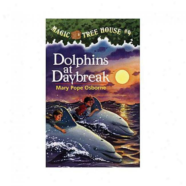 Dophins At Daybreak By Mary Pope Osborne, Isbn 067988338x