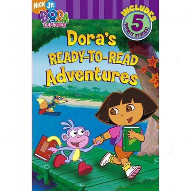 Dora's Ready-to-read Adventures