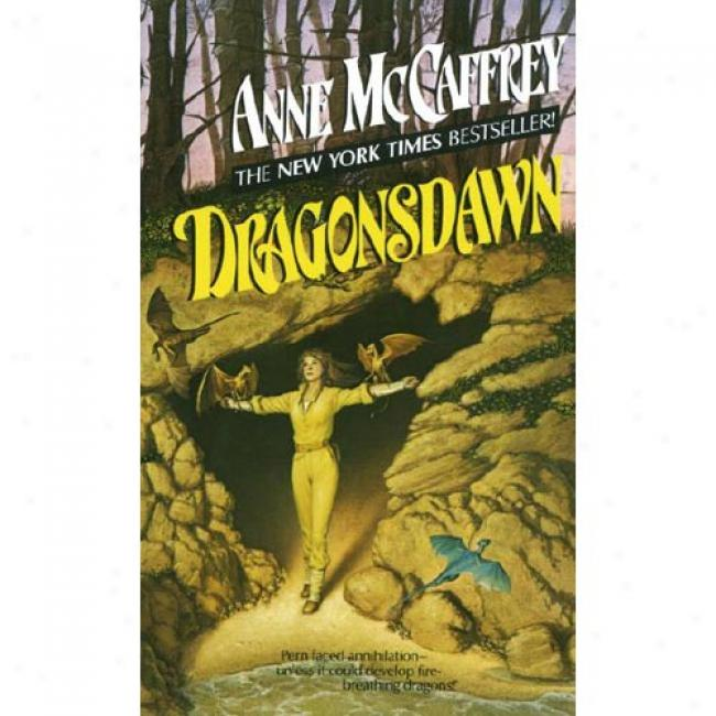 Dragonsdawn By Anne Mcaffrey, Isbn 0345362861