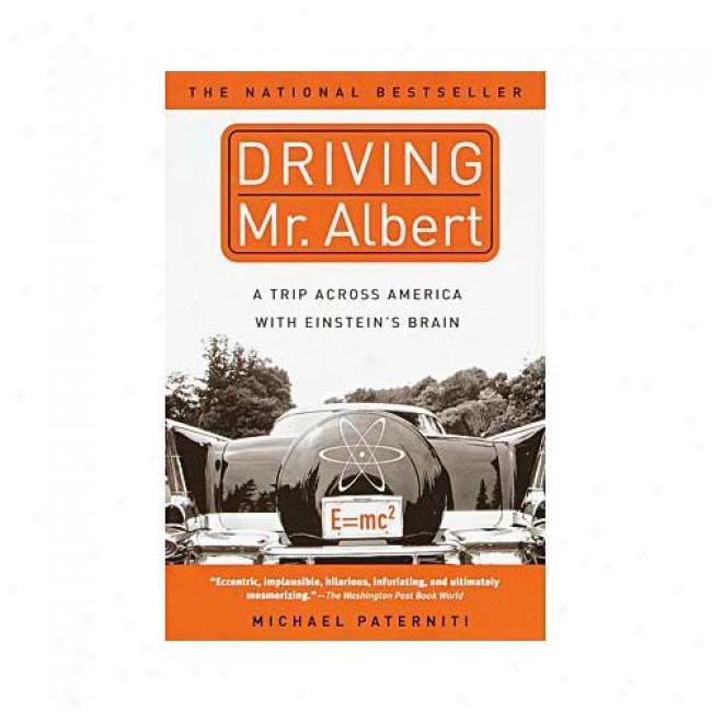 Driving Mr Albert: A Trip Across America With Einstein's Brain By Michael Paterniti, Isbn 038533303x