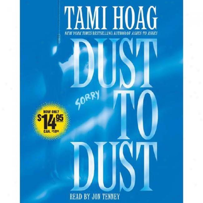 Dust To Duet By Tami Hoag, Isbn 074353297x
