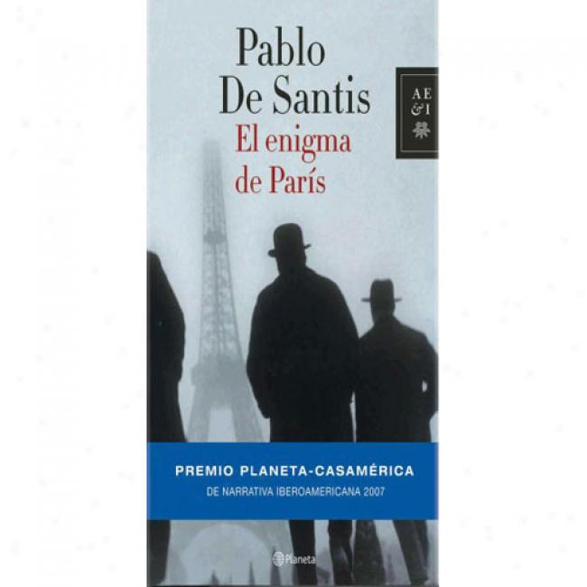 El Riddle De Paris: Premio Iberoamericano Planeta-casa De America De Narrativa 2007