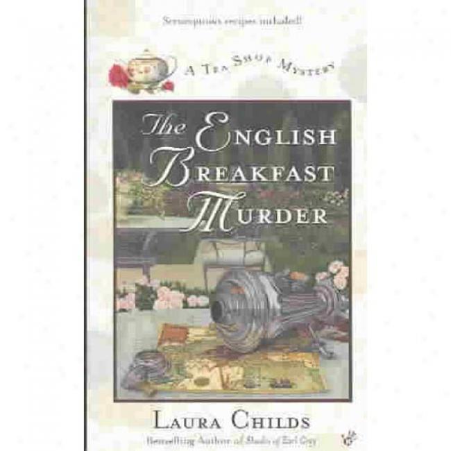 Englis hBreakfast Murder By Laura Childs, Isbn 042519129x