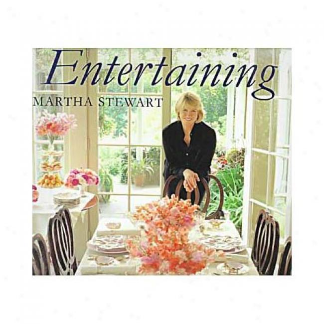 Entertaining By Martha Stewart, Isbn 0609803859