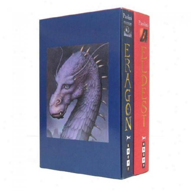 Eragon/eldest Trade Paperback Boxed Set